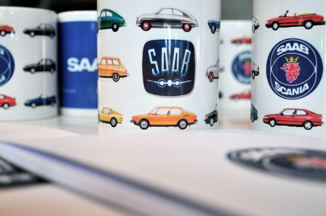 Saab Kreativ, Neue Tassen der Saab Klassiker und Youngtimer Serie