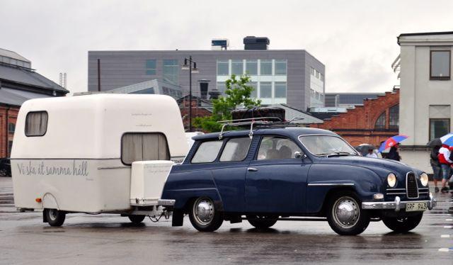 Trollhattan 2010: Saab mit Saabo