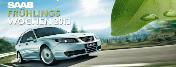 SAAB Spring Weeks 2013