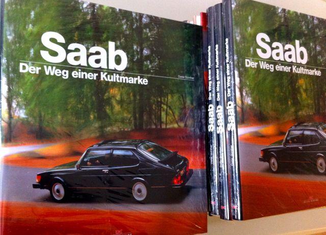 Neues Saab Buch: Der Weg einer Kultmarke