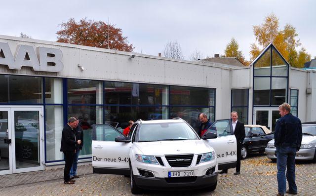 Der Beweis: Zu Gast in Chemnitz 2011