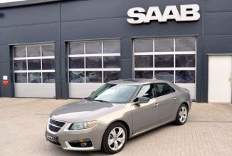 Saab 9-5 II US Version