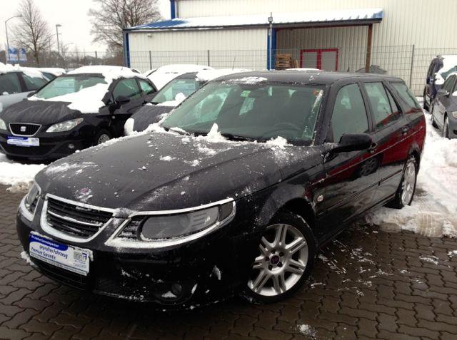 Den nya Saab 9-5 från Dietrich