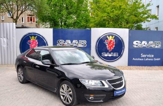 Saab 9-5 II med start / stopp automatisk