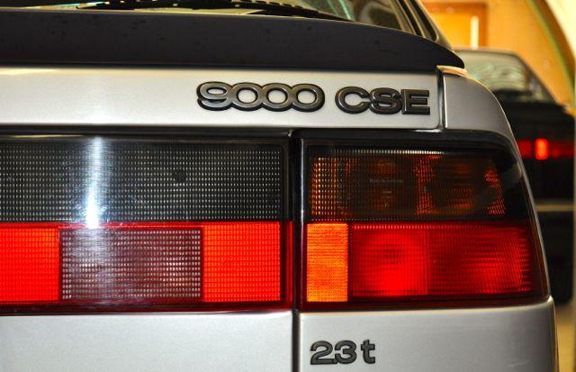Proyecto Saab 9000 CSE Anniversary