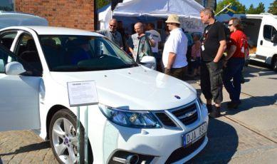 Bloggeralarm, Saab Parts Германия босс Ян-Филипп Schuhmacher и Том в блогеров SU
