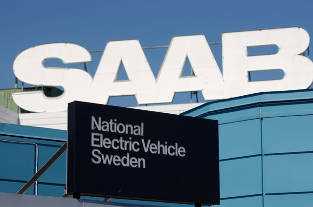 National Electric Vehicle Sweden.