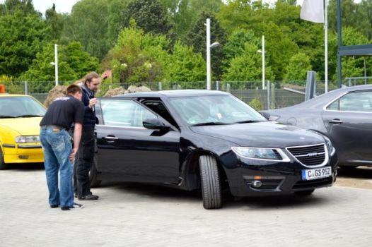 Saab 9 5 II