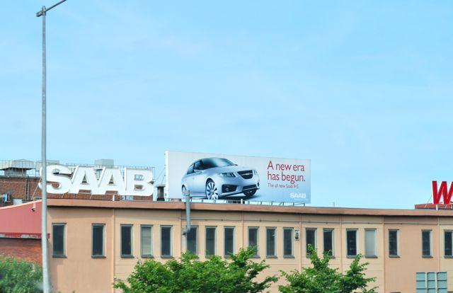 Historia: Saab caja de cambios 2010