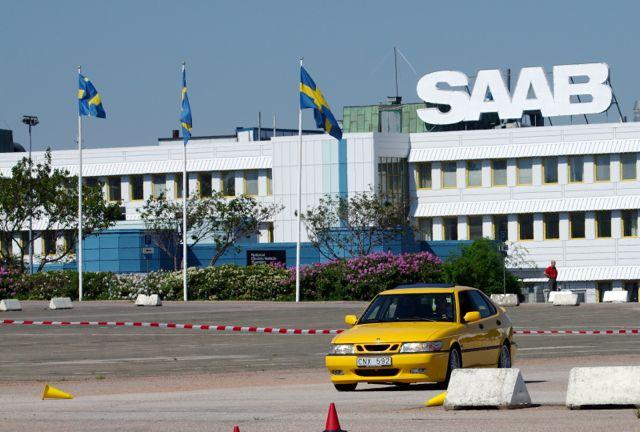 Fábrica de Saab con 9-3 Viggen. ¿Reiniciar 2013?