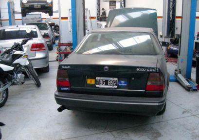 Outro Saab 9000 CDE