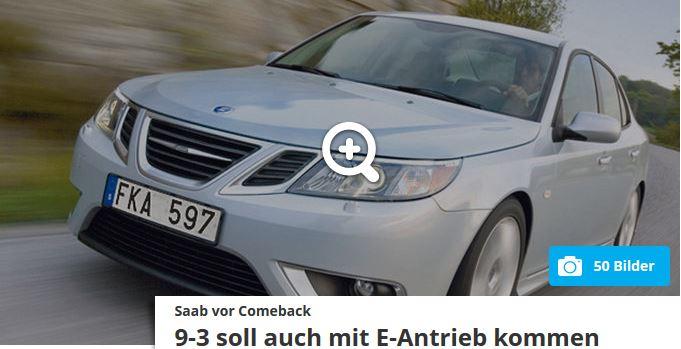 Ritorno di Saab nell'AMS