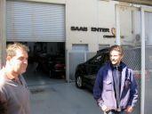 Saab Spirit - o coração bate para Saab
