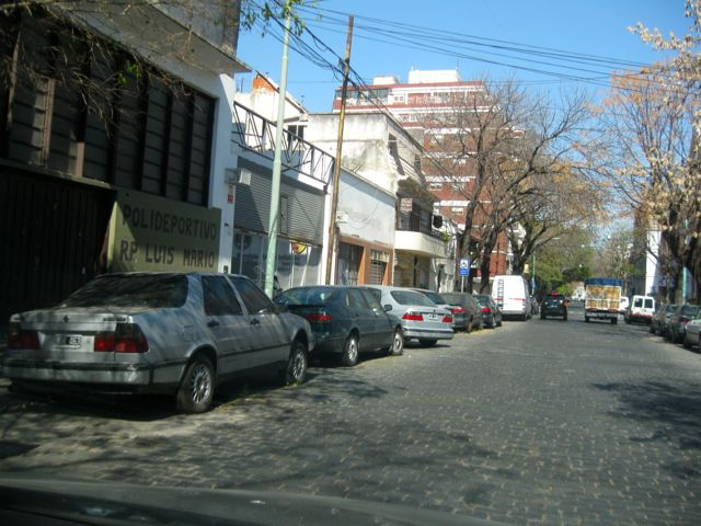 Saab in Buenos Aires
