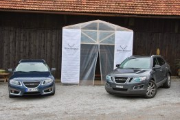 Saab 9 5 II SC e Saab 9 4x