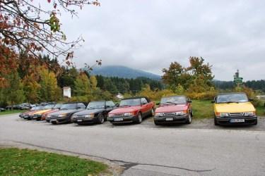 Saab 900 Cabriolets