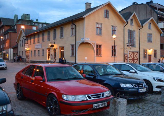Spotlight Trollhattan. Szenen aus der Saab Stadt