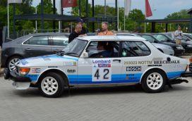 Saab 99 Rallye av Oli