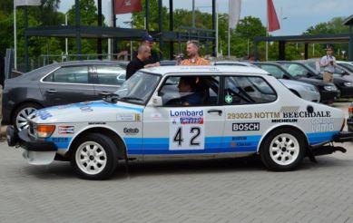 Saab 99 Rallye von Oli