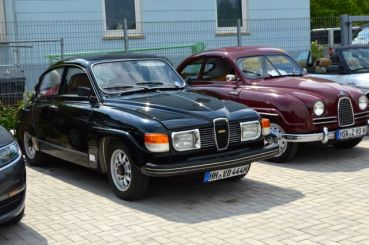 Saab Impressionen