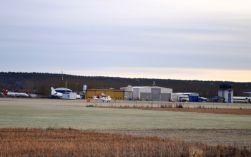 Aeródromo Trollhattan - Vaenersborg