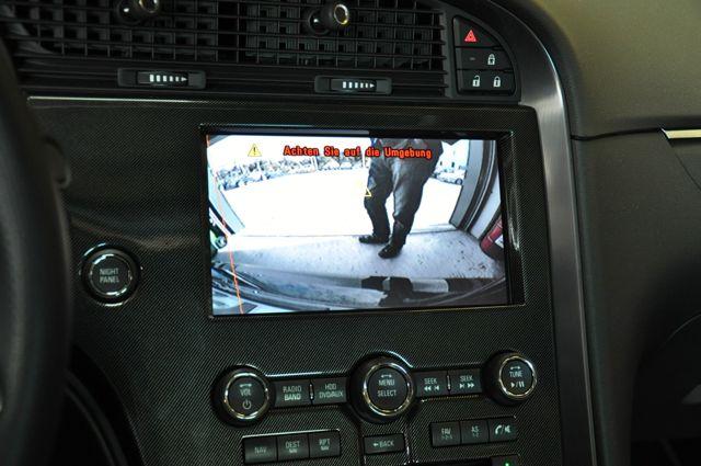 Funktioniert - Kamera im Display