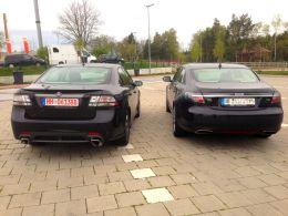 Saab V6 x 2