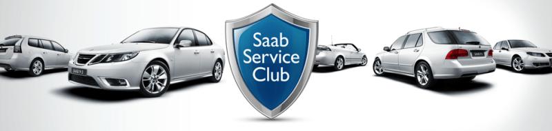 O Saab Service Club para a Alemanha e a Áustria está chegando.