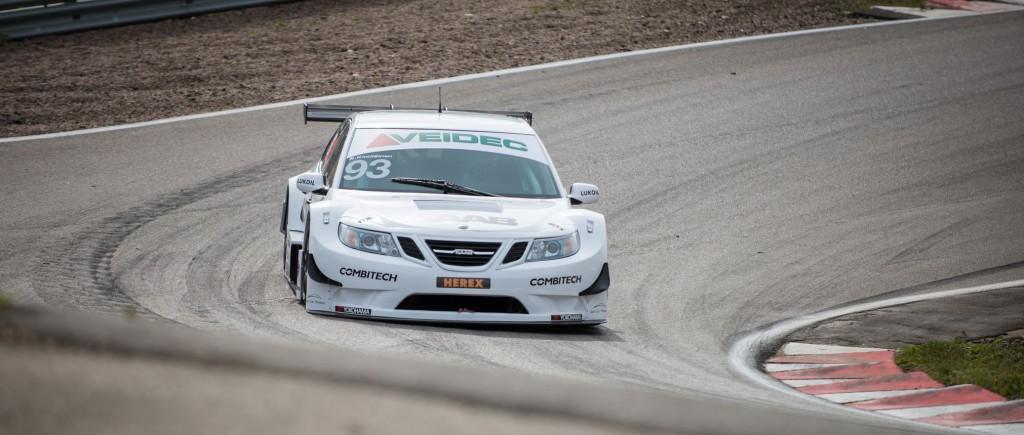 PWR Racing Team Saab 9-3 STCC Afbeelding: PWR Racing Team