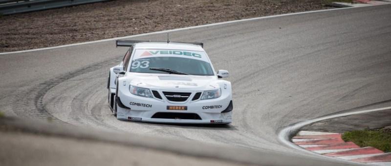 PWR Racing Team Saab 9-3 STCC Bild: PWR Racing Team