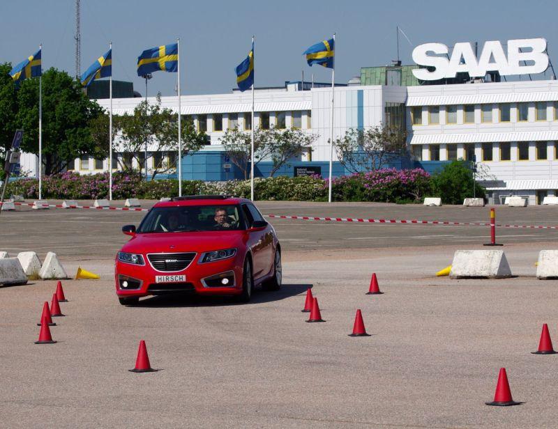 Saab fahren ist cool ©2014 saabblog.net