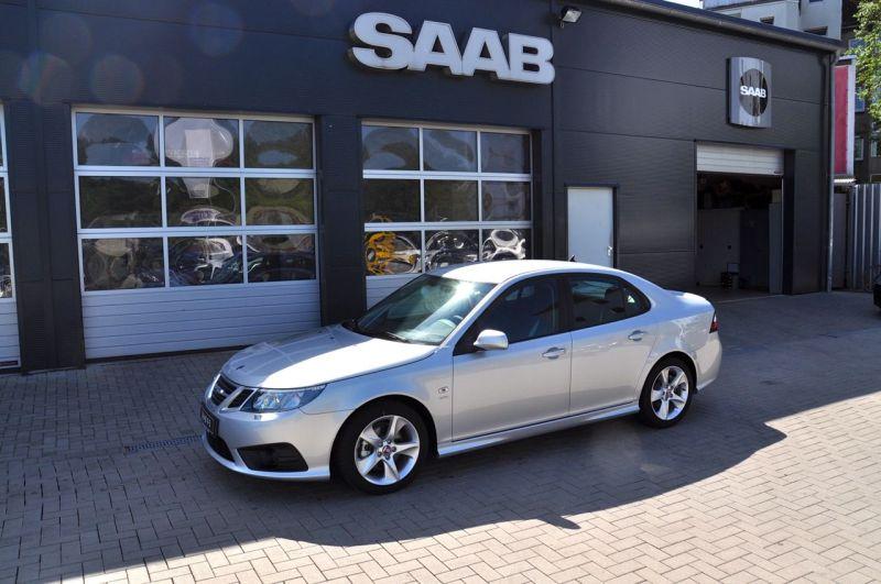 Saab 9-3 Griffin 2012 ©2014 saab zentrum kiel