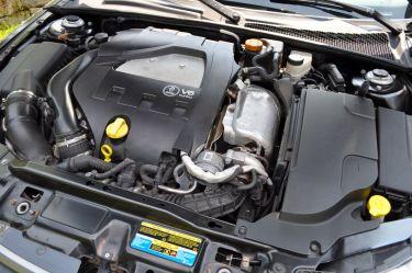 Sterk, warm, dorstig. De V6-centrale. © 2014 saabblog.net