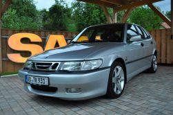 Saab 9 3 Aero 2001. © 2014 saabblog.net