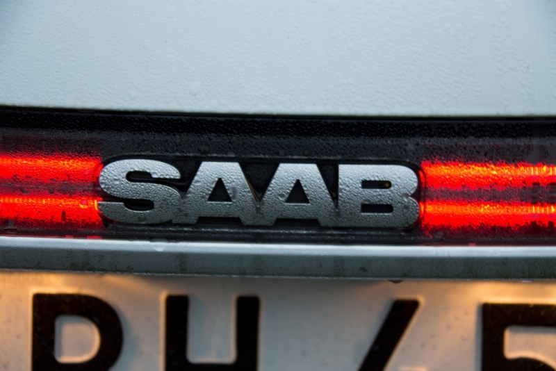 """Ren SAAB"" © 2014 saabblog.net"