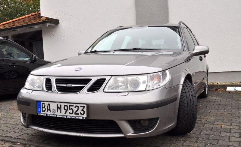 Saab 9-5 Aero, 230.000 Kilometer. Ist er gut? ©2014 saabblog.net