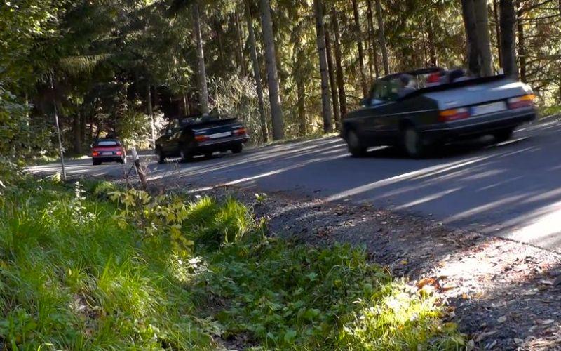 Saab Treffen Bayerischer Wald - Videos