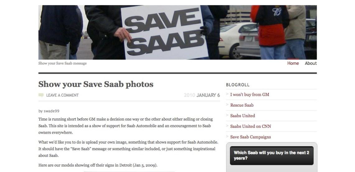 2010: SU playing a key role in the SAAB community