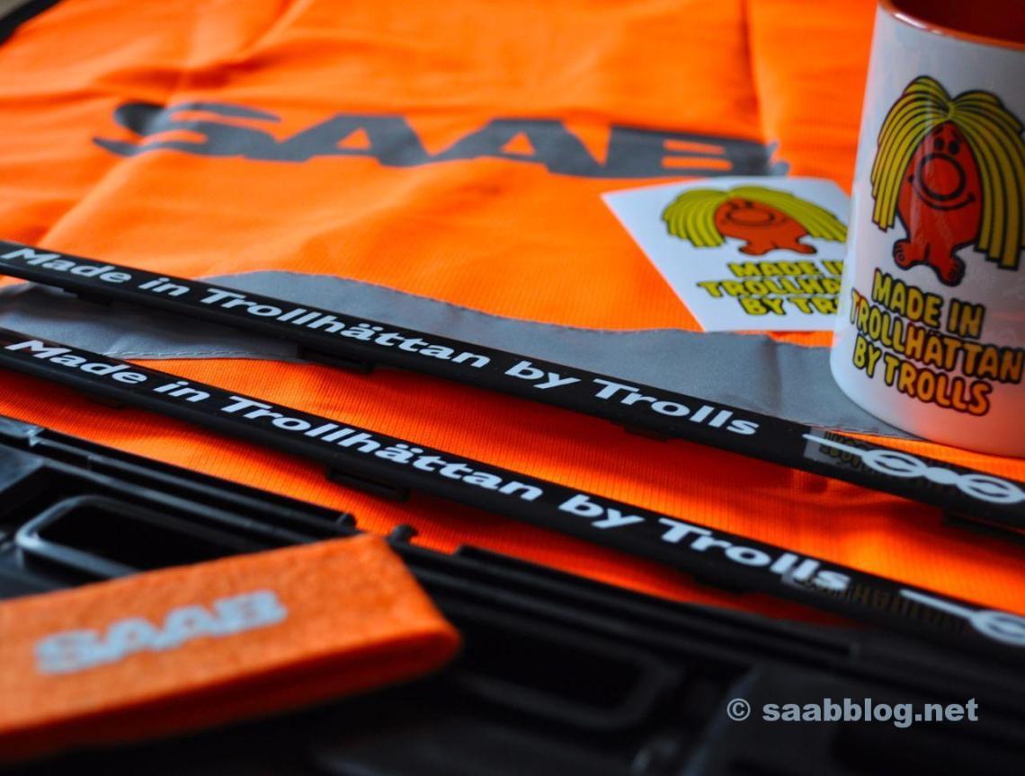 Saab equipamentos básicos © 2014 saabblog.net