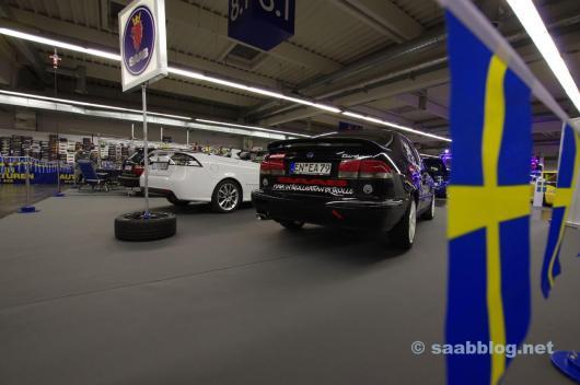 Zwei Generationen Saab 9-3