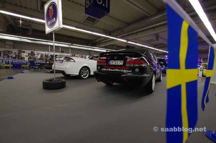 Twee generaties Saab 9-3