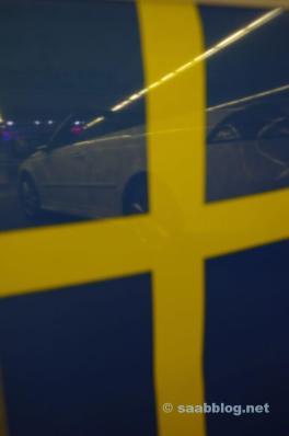 Sverige pratar på Saab-stället