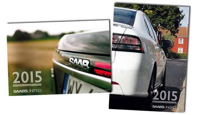 Saab-kalender 2015 van SU