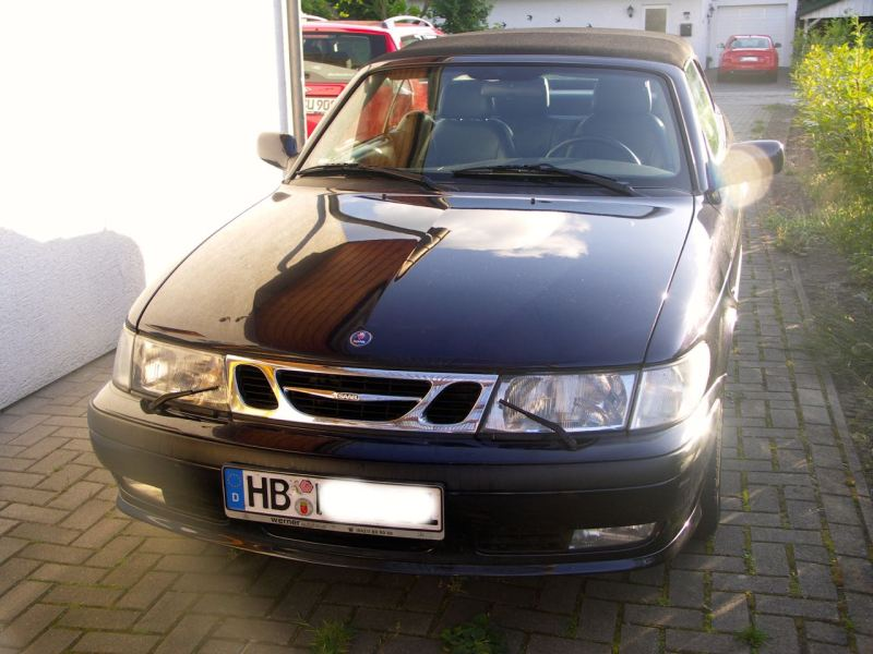 Saab 9-3 von Steffen