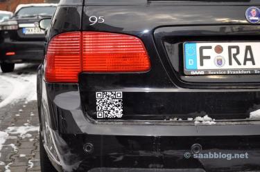 Aluguer de automóveis Saab