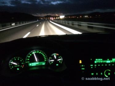 Unterwegs nach Goeteborg
