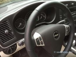 Saab Super Sport Steering Wheel