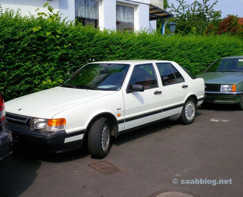 Saab 9000i 16V, 1989, 2. Hand.