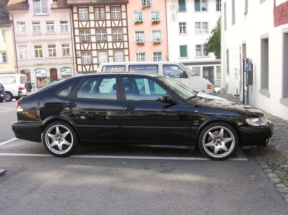 Saab 9-3 Troll