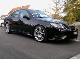 Saab 9 3 XWD
